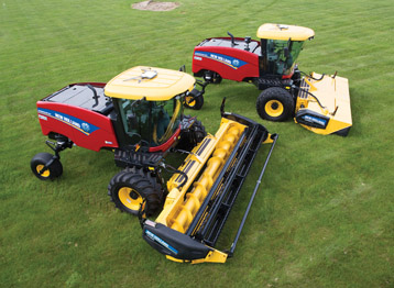 Buy New Holland Speedrower® SP Windrower in Utah and Idaho