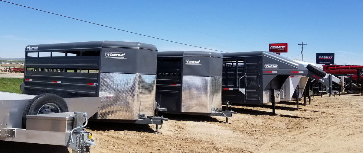 Swift Built Trailers and Truck Beds in Utah and Idaho