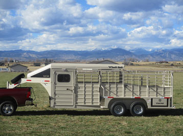 Swift Built Ranch Trailers in Utah and Idaho at Valley Implement