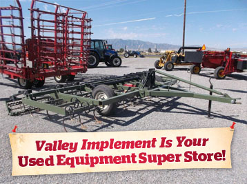 Used Tractors and Farm Equipment in Utah and Idaho